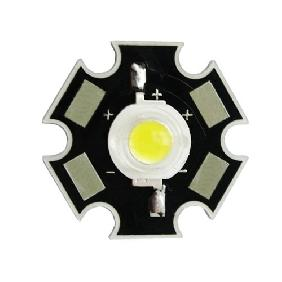 3W 3 Watt Star High Power Warm White LED Light 150LM