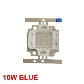 10W Blue High Power LED Square Version