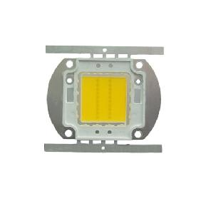 20W Warm White High Power LED Oval Shape