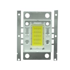 20W White High Power LED Rectangular Shape