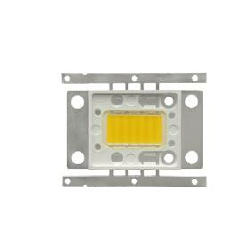 30W 30 Watt Warm White High Power LED Rectangle Shape