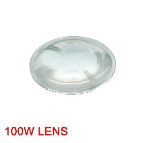 Wholesale 100W High Power LED Lens Reflector Collimator 5-120 degrees 100mm
