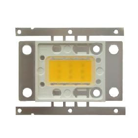 10W Warm White High Power LED Rectangular Version