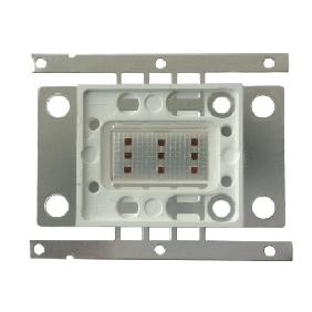 10W Green High Power LED Rectangular Version