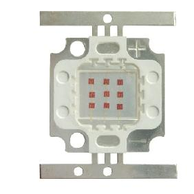 10W Yellow High Power LED Square Version