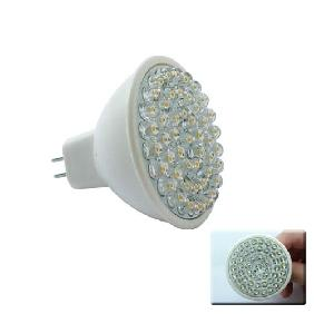 Wholesale MR16 Warm White 48 LED Floodlight 12V