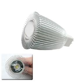 5W White Led Light Bulb Lamp 12V MR16