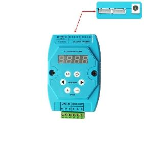 Wholesale HL1606 DMX Controller DC 5V for Dream Color Led Light Strip