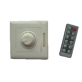 Wholesale 700mA Infrared IR Dimmer Remote Control for 3x 3W High Power Led