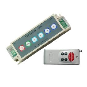 Wireless RGB LED Controller RF Remote Control 12-24V 3A