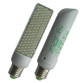 102 White LED E27 Screw Lamp Light Bulb 360° 220V