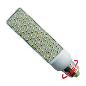 102 Warm White LED E27 Screw Lamp Light Bulb 6W 6 Watt