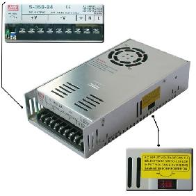 Wholesale Regulated Switching Power Supply 24 Volt 14.6 Amps 350W