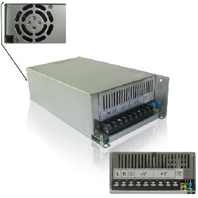 500W Power Supply Input 220V To Output 12V 40A