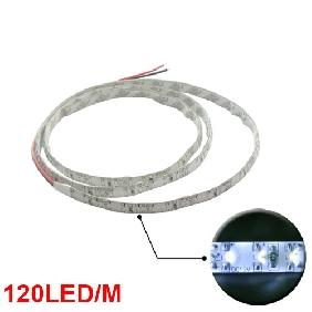 White/Warm White/Red/Green/Blue/Yellow 335 SMD LED Light Strip Side View 120LED/M 12V
