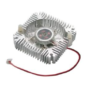 Wholesale 5W 10W High Power LED Cooling Fan Aluminium Heatsink