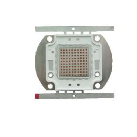 660nm Red Color 100W High Power LED Light 6000 lm Lumen