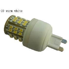 G9 48 3528 SMD LED High Power Warm White Bulb Lamp 110V 210 LM