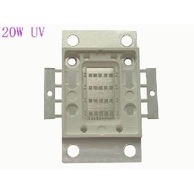 20W 20 Watt Ultra Violet UV High Power LED 380nm-385nm