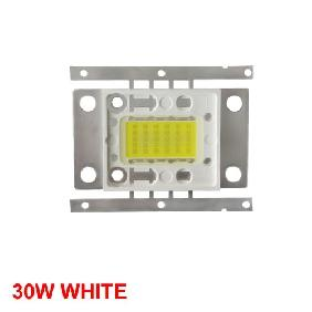 10000K Cold Cool White High Power LED Energy Saving 2500LM 30W