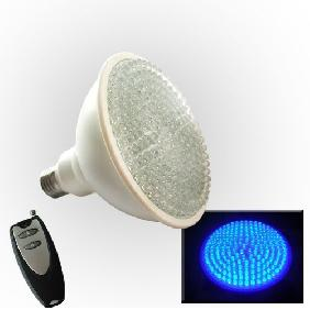 Wholesale Blue Led Bulb Grow Light Lamp Adjust Brightness Remote