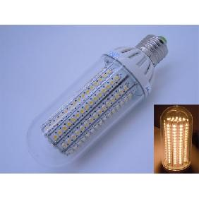 Wholesale 198 Warm White LED Bulb Corn Light Lamp Energy Save E27 12W