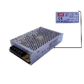 15V 5A Universal Regulated Switching Power Supply 75W