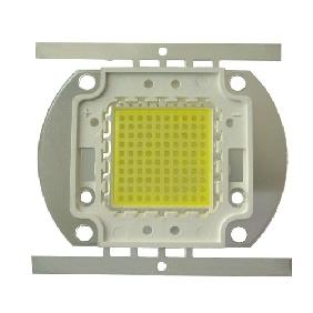 100W Cold White LED Aquarium Light Color Temp 30000K