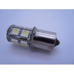 1156 BA15S 5050 SMD 13-LED White Light Brake Bulb