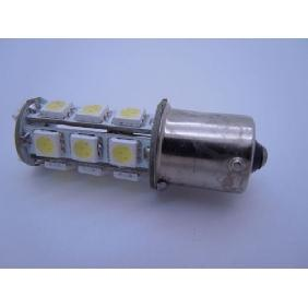1156 BA15S 5050 SMD 18-LED White Light Brake Bulb