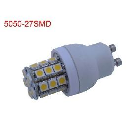 Wholesale E14/E27/G9/GU10 3W Cool White/Warm White 5050 SMD 27 LED Light Bulbs Lamp 324LM