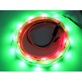 Wholesale 1M RGB Flash LED Strip 6803 Dream-Colo​r Chasing Light 12V with 94 changes