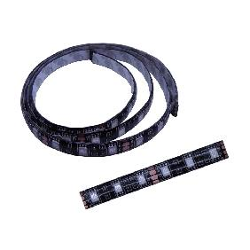 100cm 5050/5060 SMD RGB 60 Led Strip Multicolor Light 12V