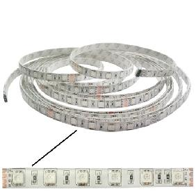 5M RGB 5050/5060 SMD Strip 60 LED/M 500cm 300 LED Light 24V