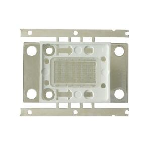 30W Blue High Power LED Rectangle Shape