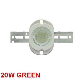 Green 20W Led 1500 Lm Lumen Energy Saving High Power Lamp Light