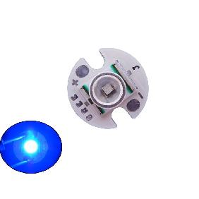 Blue Cree XR-E High Power 3W Led 65 LM