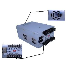12V 40A Regulated Switching Power Supply 500W