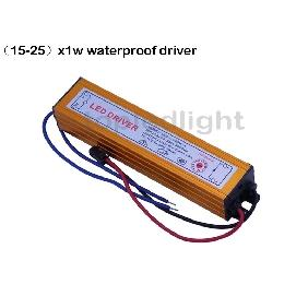 (15~25)*1W High Power LED Light Driver Waterproof AC 85V-265V