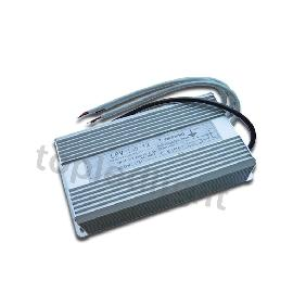 150W Power Supply AC 170V-250V to 3 Output DC 12V 12.5A Waterproof IP67 For Outdoor Use