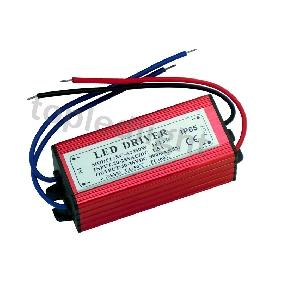 AC/DC 24V 20V-28V Driver Waterproof for 30W or 10x3W High Power LED