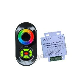 RF Wireless Controller Touch Touching Remote For 5050 RGB LED Strip Light 12V
