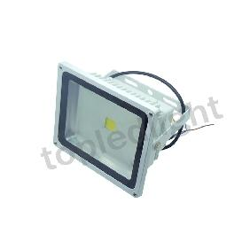30W White High Power Led Lamp Garden/Landscape Flood Light Milky Shell 12V-24V
