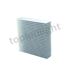 Wholesale Aluminium Heatsinks 15cm*15cm*3.5cm for High Power LED Light Cooling