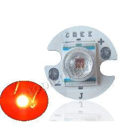 Cree XR-E Q5 Red Color High Power LED Light 30.6lm