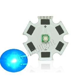 Cree XPE 1W 3W High Power LED Blue Light