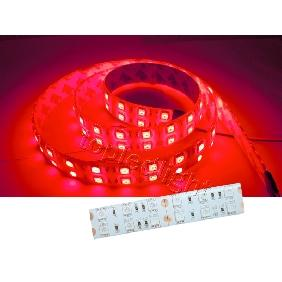 Red 5050 SMD 120PCS/M LED Bulbs Light Strip Waterproof 12V