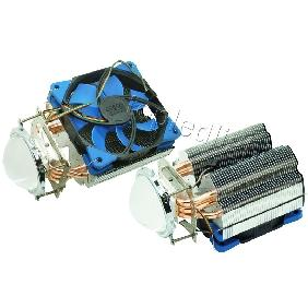 Aluminium Heatsink Cooler Fan For 120W 150W High Power LED L...