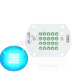 60W Cree XPE LED Emitter 60 Watts Blue Energy Saving High Power Light