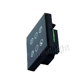 6-Button Touch Panel Dimmer Controller DC 12V-24V for RGB LED Strip Light